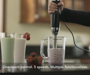 فیلم معرفی همزن دستی KitchenAid 5-Speed Hand Blender