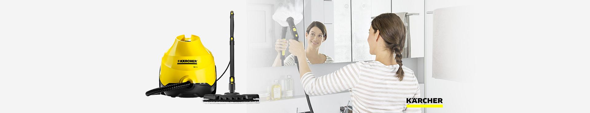 شستشو و نظافت 59 کارواش خانگی کارشر  K 4 COMPACT HOME