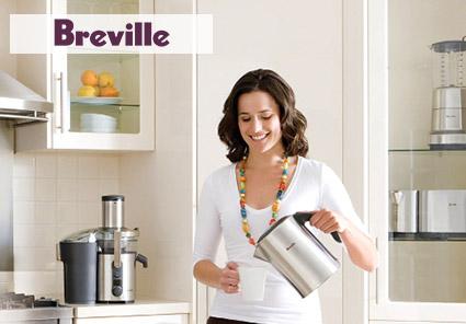 محصولات Breville