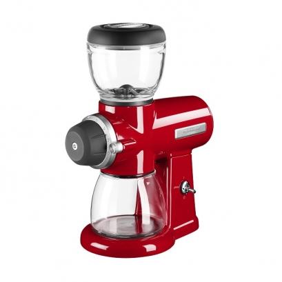 خردکن قهوه کیچن اید رنگ قرمز 5KCG0702EER