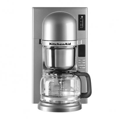 قهوه و اسپرسوساز قهوه ساز کیچن اید رنگ نقره ای 5KCM0802ECU