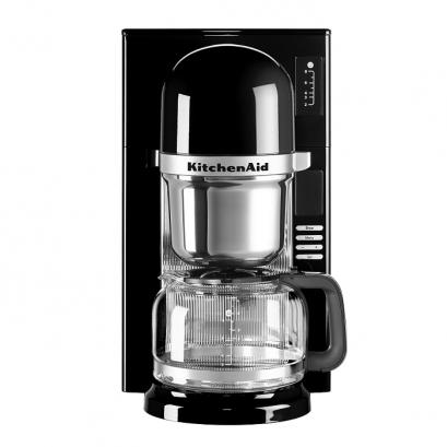 قهوه و اسپرسوساز قهوه ساز کیچن اید رنگ مشکی 5KCM0802EOB