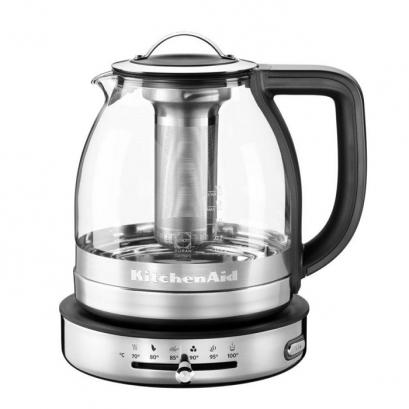 چای ساز چای ساز کیچن اید رنگ استیل 5KEK1322ESS