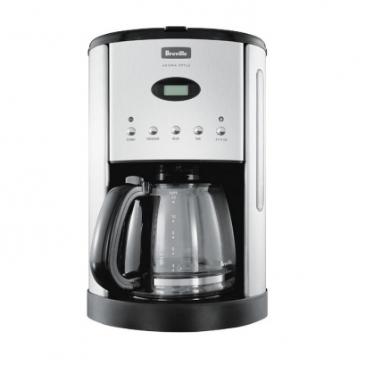 قهوه و اسپرسوساز قهوه ساز برویل BCM600