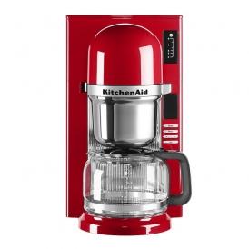 قهوه ساز کیچن اید رنگ قرمز 5KCM0802EER